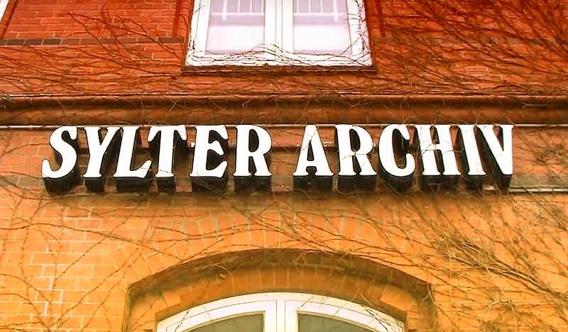 Stellenausschreibung: Leiter (m/w/d) für das Sylter Archiv.