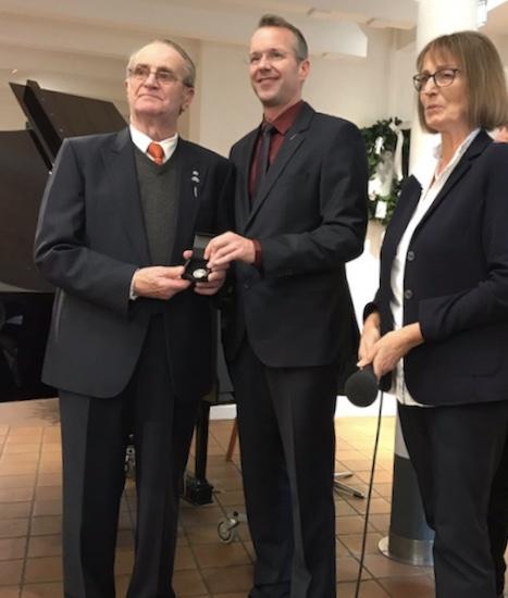 C. P. Hansen-Preis 2018