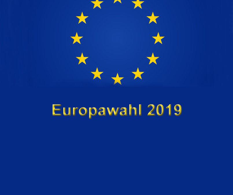 Ergebnisse zur Europawahl 2019:
