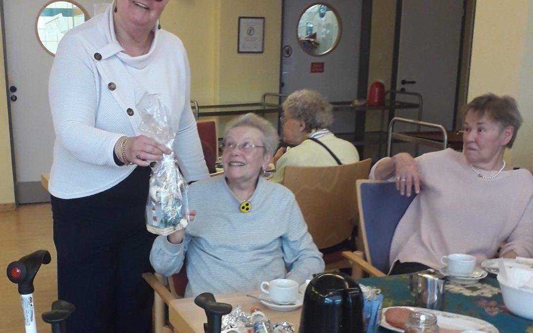 Erfolgreiches zweites Seniorenfrühstück