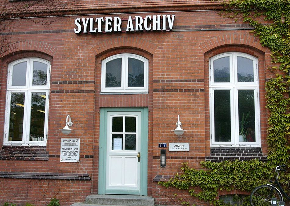 Sylter Archiv geschlossen