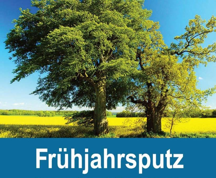 """Aktion """"Unser sauberes Schleswig-Holstein"""" 14.-21.03.2020"""