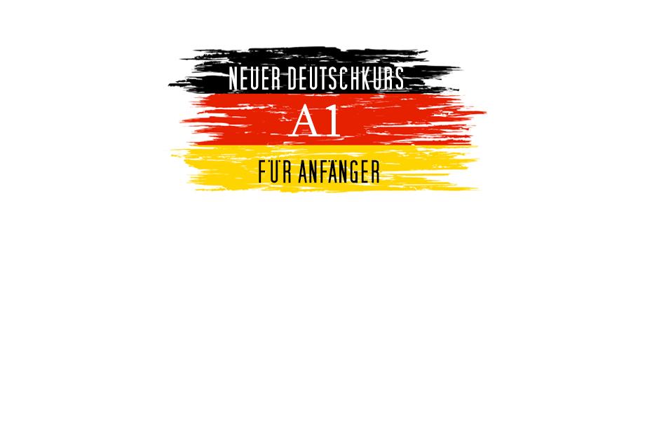 Neuer Deutschkurs A1 für Anfänger