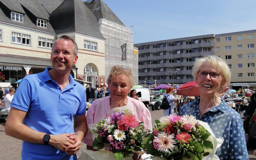 200.000 € Spendenmarke gerissen