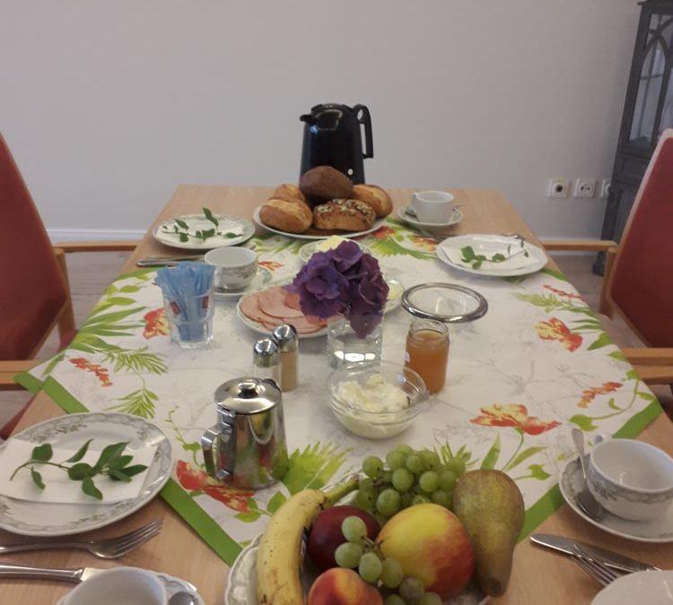Klönschnack-Frühstück Senioren 25.02.2020