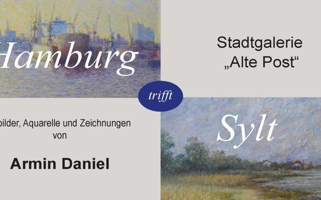 """Ausstellung """"Hamburg trifft Sylt"""""""