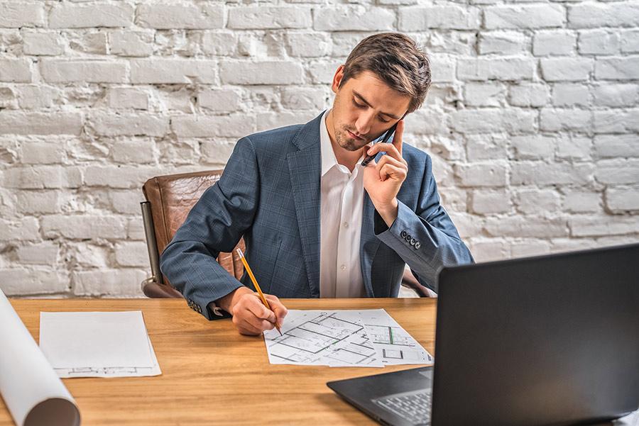 Stellenangebot: einen Bauingenieur, FH / Bachelor (m/w/d) und einen Bautechniker (m/w/d)