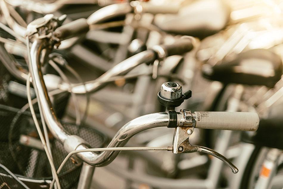Verkauf von Fund-Fahrrädern