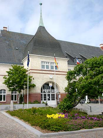 Hinweis zur Bürgermeisterwahl in der Gemeinde Sylt