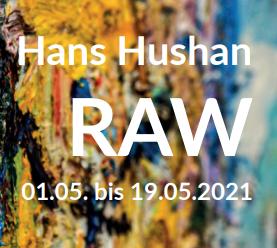 Hans Hushan RAW in der Alten Post