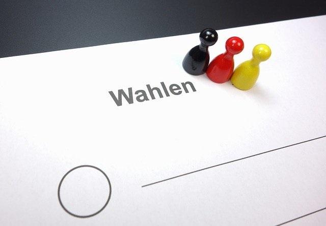 Wahlhelfer gesucht
