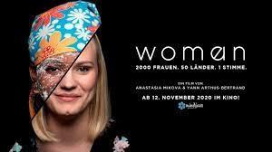 """Der Film """"Woman"""" in der Kinowelt"""