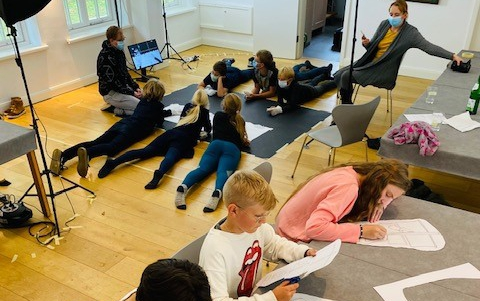 Sylter Filmstudio – Workshop für Sylter Schüler:innen